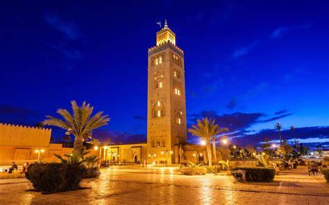 Blue City Morocco Trazee Travel Top 5 Landmarks Of Marrakech Trazee Travel