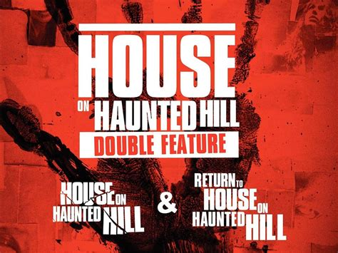 return to the house on haunted hill return to house on haunted hill mbc net english