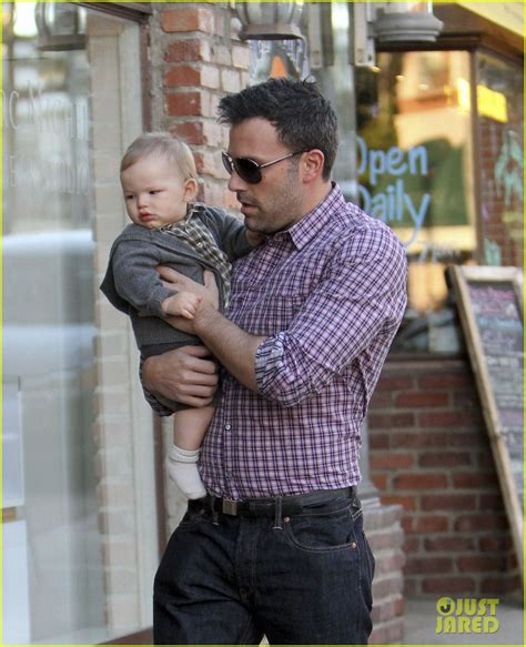 Violet Affleck Baptized by Garner And Ben Affleck