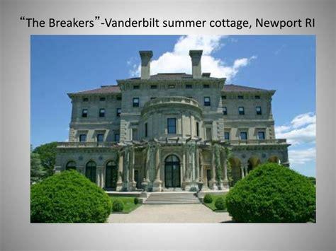 Vanderbilt Summer Cottage by Ppt D Rockefeller Powerpoint Presentation Id 6446175