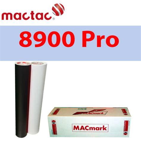 printable removable vinyl rolls mactac 12 x 25 yds adhesive matte removable black white