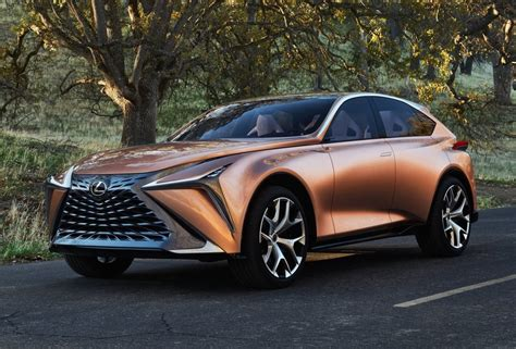 lexus crossover lexus lf 1 limitless concept hints at flagship crossover