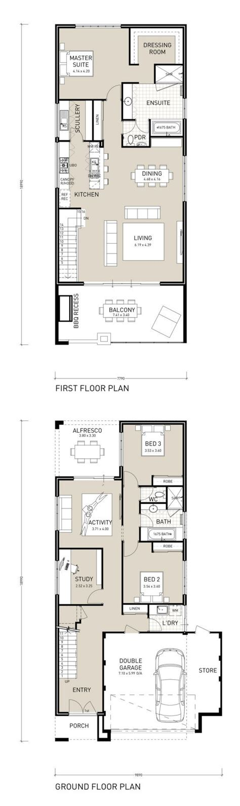 upside down living house plans sunset exclusive 171 switch homes switch homes narrow lot