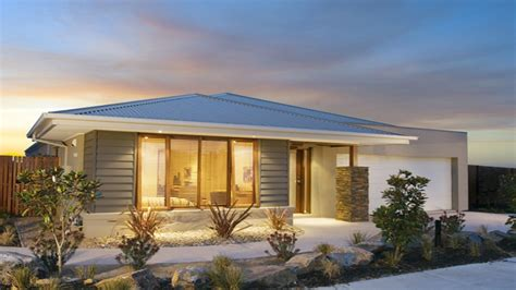 beautiful single story house plans