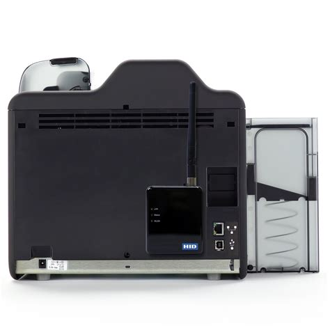 Printer Fargo Hdp5000 089000 hid global fargo hdp5000 single sided id card printer idsupershop