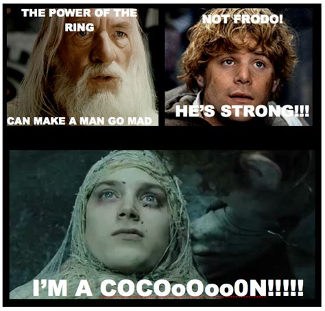 Frodo Meme - frodo cocoon know your meme