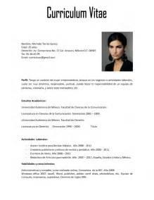 Plantilla De Curriculum Estudiante Como Hacer Un Curriculum Vitae Imagenes De Como Hacer Un Curriculum Vitae Cv