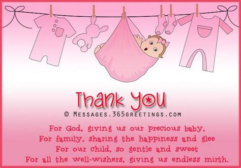Thank You For Baby Shower Gift Poem by Free Sweet Baby Shower Poems Messages Greetings And