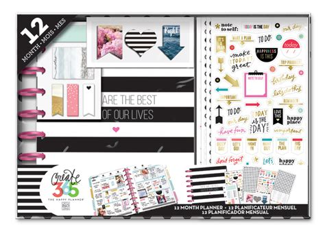 The Happy Planner Is Enough Shaker Pocket Me My Big Ideas