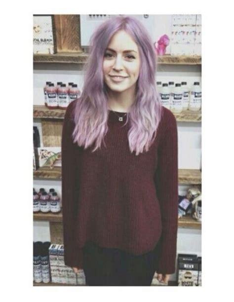 harry styles tattoo jumper topshop sweater gemma harry tattoo purple hair purple hair