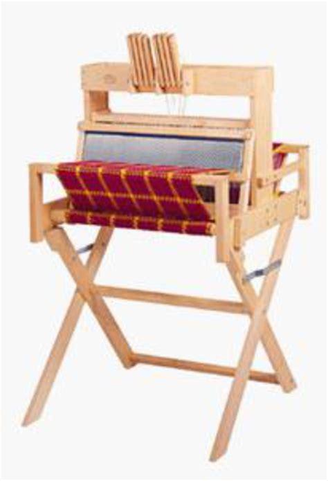 schacht 20 quot table loom floor stand weaving equipment