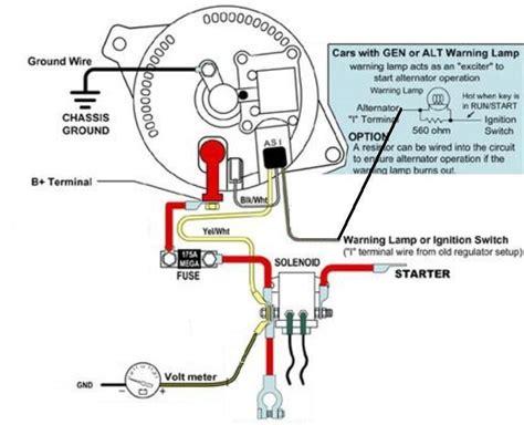 wire alternator wiring diagram google search electromecanica