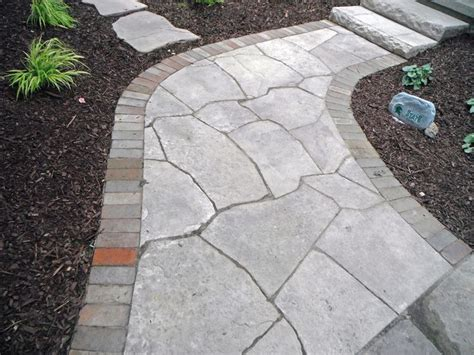 best 25 flagstone pavers ideas on pinterest easy patio ideas backyard pavers and pavers patio
