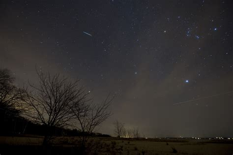 Recent Meteor Shower by Minnesota Meteorite Farmer Bruce Lilienthal Finds Ancient