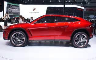 Lamborghini Uras Lamborghini Urus Concept Photo 26 12280