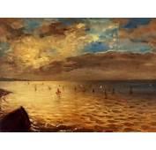 Eug&232ne Delacroix – Morze W Dieppe