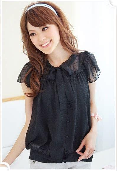 imagenes blusas negras de moda blusas negras juveniles 8