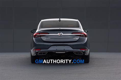 2020 Buick Regal Avenir by 2020 Buick Lacrosse Refresh Leaks Gm Authority