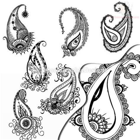 tattoo pattern printer 50 paisley pattern tattoos designs