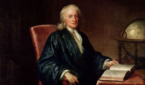 isaac newton s biography and his most important discoveries a book about a fish nearly stood in the way of one of sir