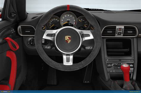 porsche rsr interior ausmotive com 187 official porsche 911 gt3 rs 4 0