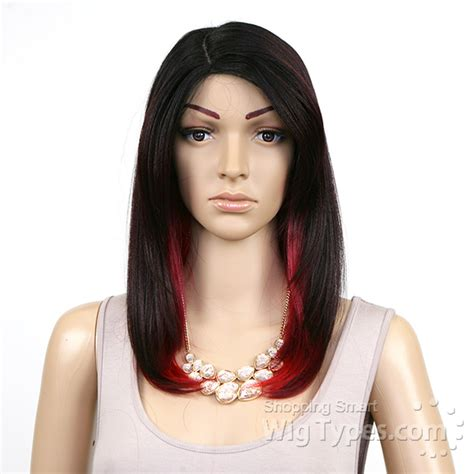 Wig Cewek 1 model model invisible part lace front wig laymie holidays oo