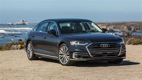 Audi A8 2019 by 2019 Audi A8 Drive Review Automobile Magazine