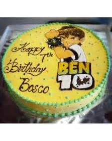 buy send and order online ben 10 cake to delhi ncr cake shop thebakerymart com