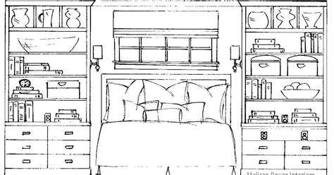 190x90 matratze master bedroom drawing brandalyn designs perspective