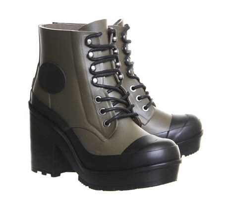 Original Blackmaster Low Boots Wings Black original bullseye lace up boots sw green black ankle boots