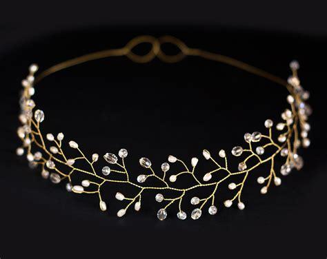 Wedding Crown 12 bridal tiara wedding tiara wedding crown gold tiara
