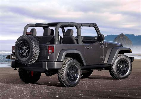 Price Of Jeep 2014 Jeep Wrangler Willys Wheeler Edition Price Mpg