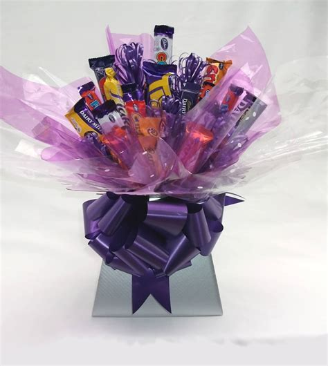 Chocolate Bouquet Silver