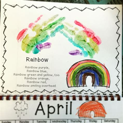 best 25 handprint calendar preschool ideas on pinterest