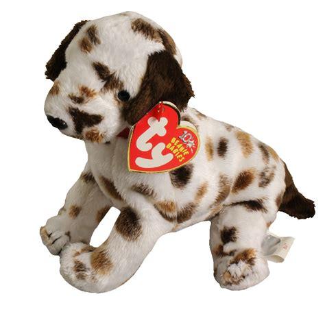 beanie baby puppy ty beanie baby bo the dalmatian 6 inch mwmt s ebay