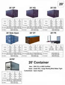 various shipping container sizes absolute containers mobi