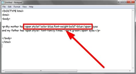 html color font how to change a webpage text font and color using css 4 steps