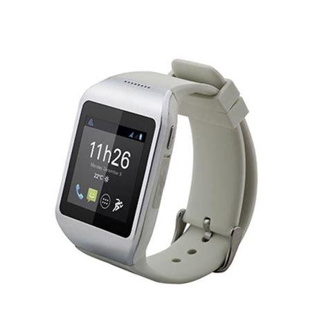 Smartwatch POLAROID Pwatch blanc/silver   Achat montre connectée pas cher, avis et meilleur prix