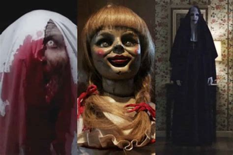 conjuring 2 annabelle doll annabelle 2 creation post credits e easter eggs
