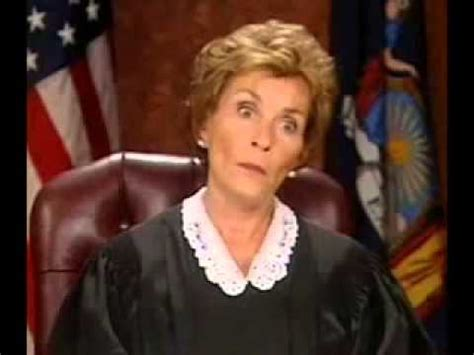 funny judge judy calls angry lady prank youtube