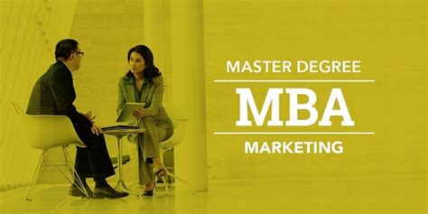 Mba Master Degree Usa by Mba Marketing Usa Per 250 Mira
