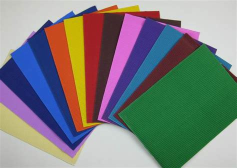 Corrugated Paper Craft - raysale net corrugated paper from china hunan common