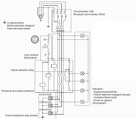 comfortable how to wire a contactor with light circuits
