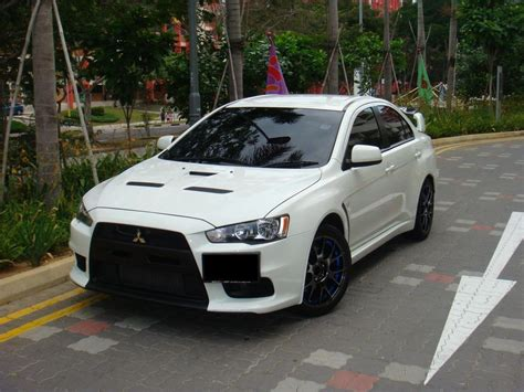 mitsubishi evolution 2008 evo x one 2008 mitsubishi lancer specs photos