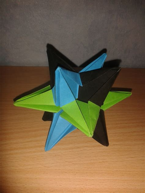 3d Origami Software - 3d origami by projectblackstar on deviantart