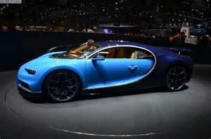 Bugatti Chiron Bugatti Chiron With 1500 Horsepower