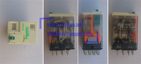 Schneider Relay In Rxm4ab2bd thairun co ltd relay