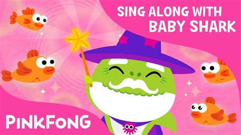 baby shark old version this old shark sing along with baby shark pinkfong