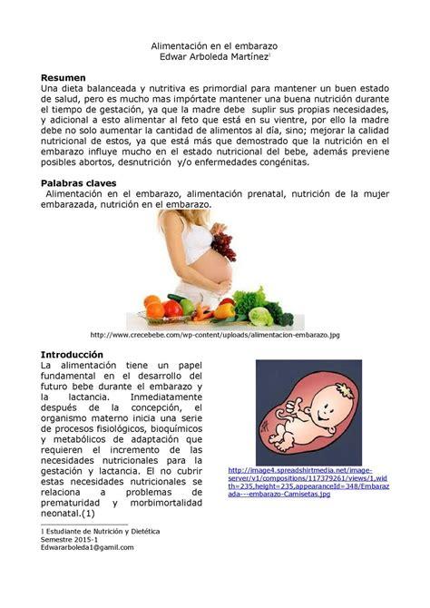 calameo alimentacion en el embarazo