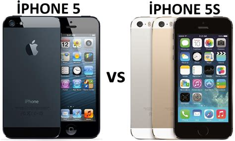 Iphone 5 5s by Iphone 5s Vs Iphone 5 Karşilaştırma Tukce
